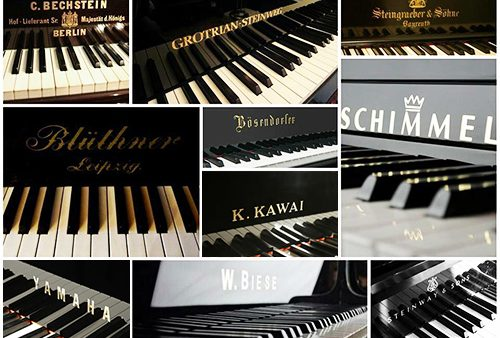 các thương hiệu đàn Piano tại Việt Nam