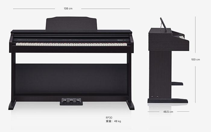 Dan-piano-dien-roland-rp-30
