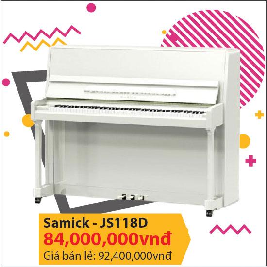 Samick JS118D