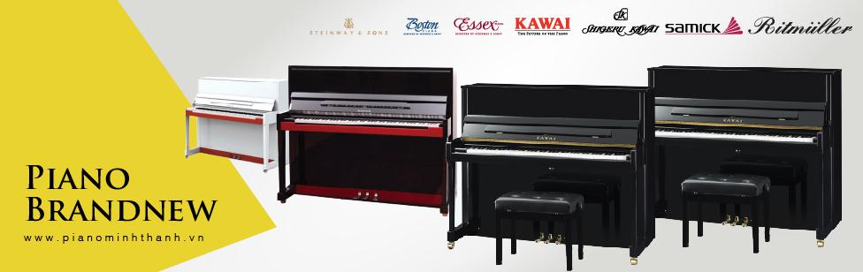 banner piano brandnew