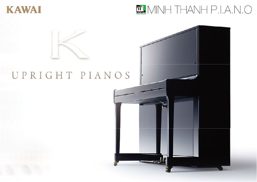 catalog piano kawai k series 2016-2