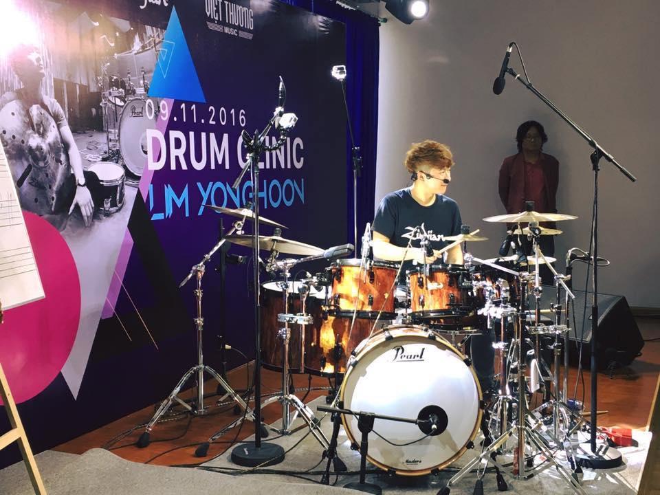 drum clinic 1