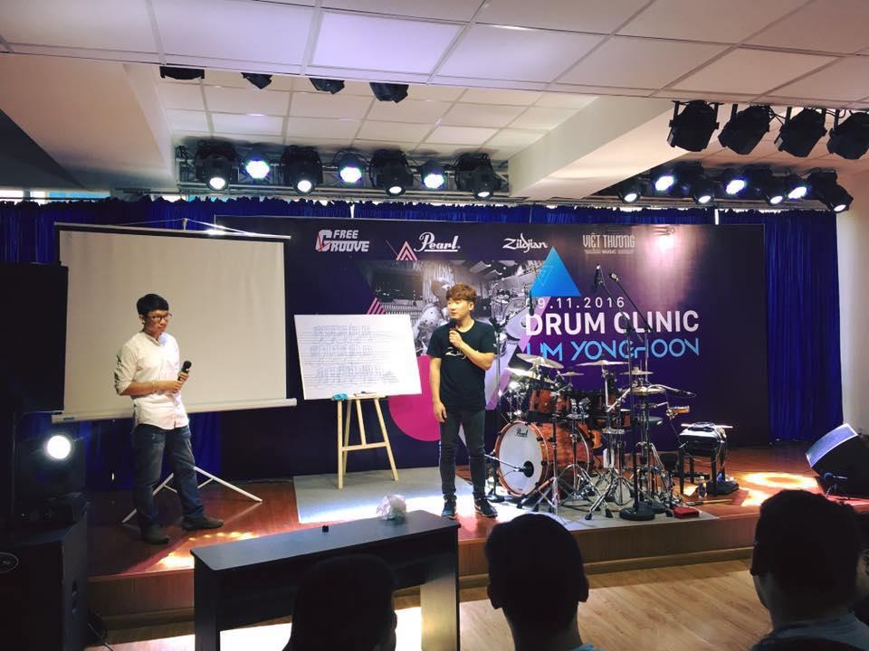 drum clinic 2