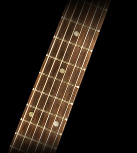 cac dau cham dan guitar