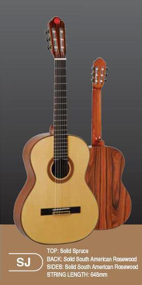flamenco guitar chateau