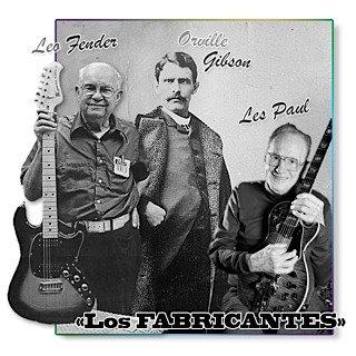 lich su dan guitar Fender