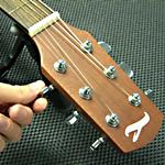 cách thay dây guitar - bước 1