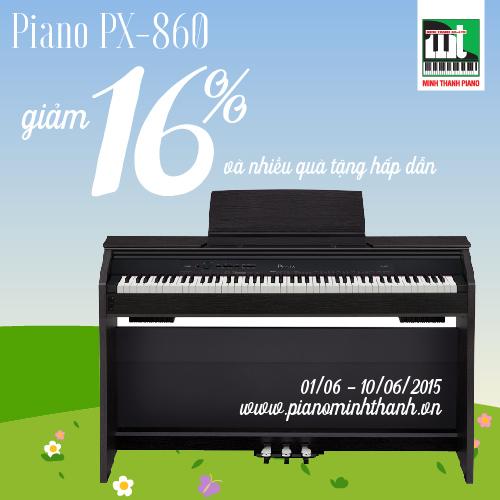 piano dien px-860