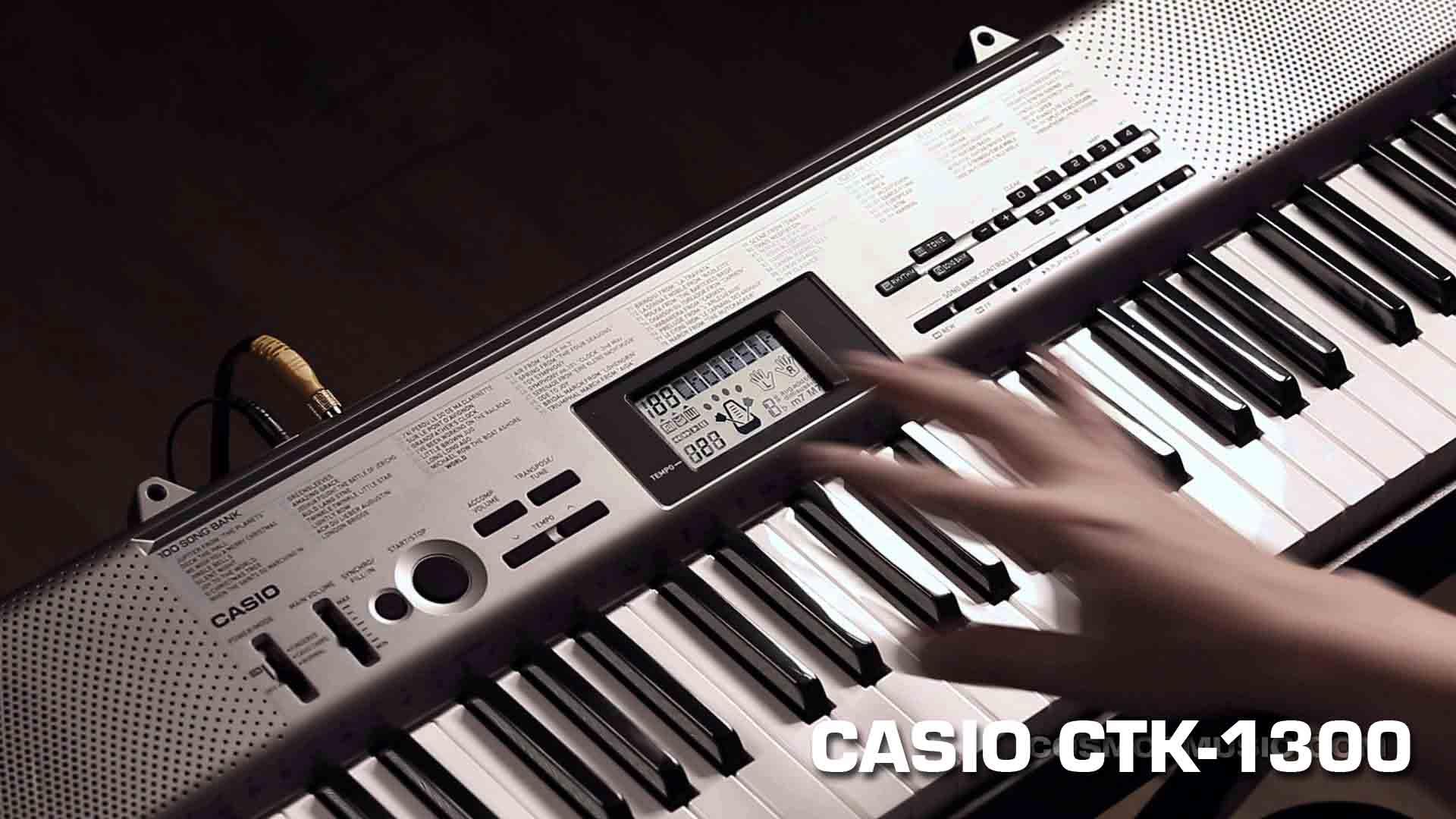 dan organ casio ctk-1300