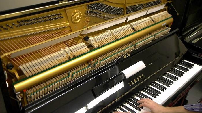 dan piano cu chat luong nguyen ban