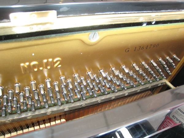dan piano cu u2g