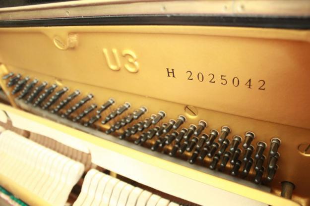 dan piano cu yamaha u1 u2 u3