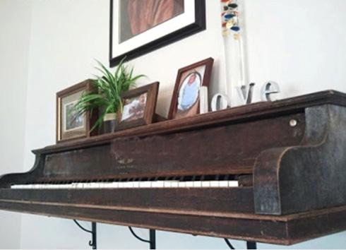 ke trung dan piano cu