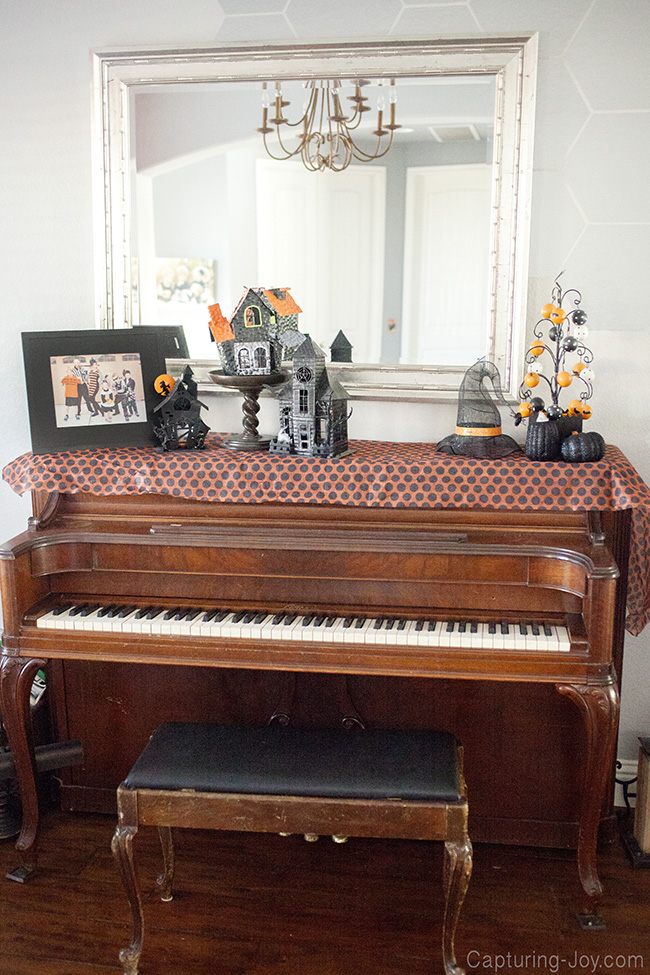 trang tri dan piano
