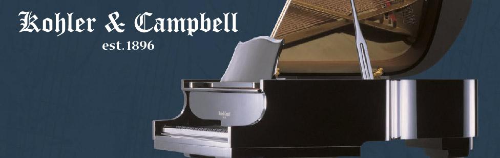 dan piano kohler campbell