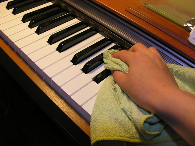 lam sach phim dan piano