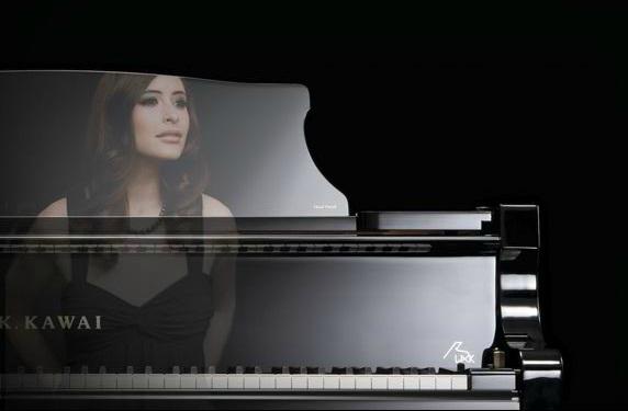 mau son dan piano kawai