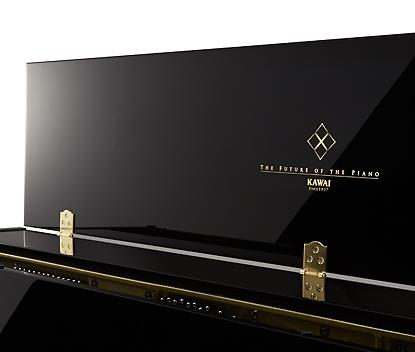 logo piano kawai k series