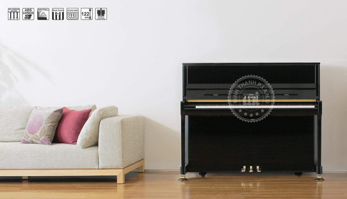 piano kawai k300 trong nha