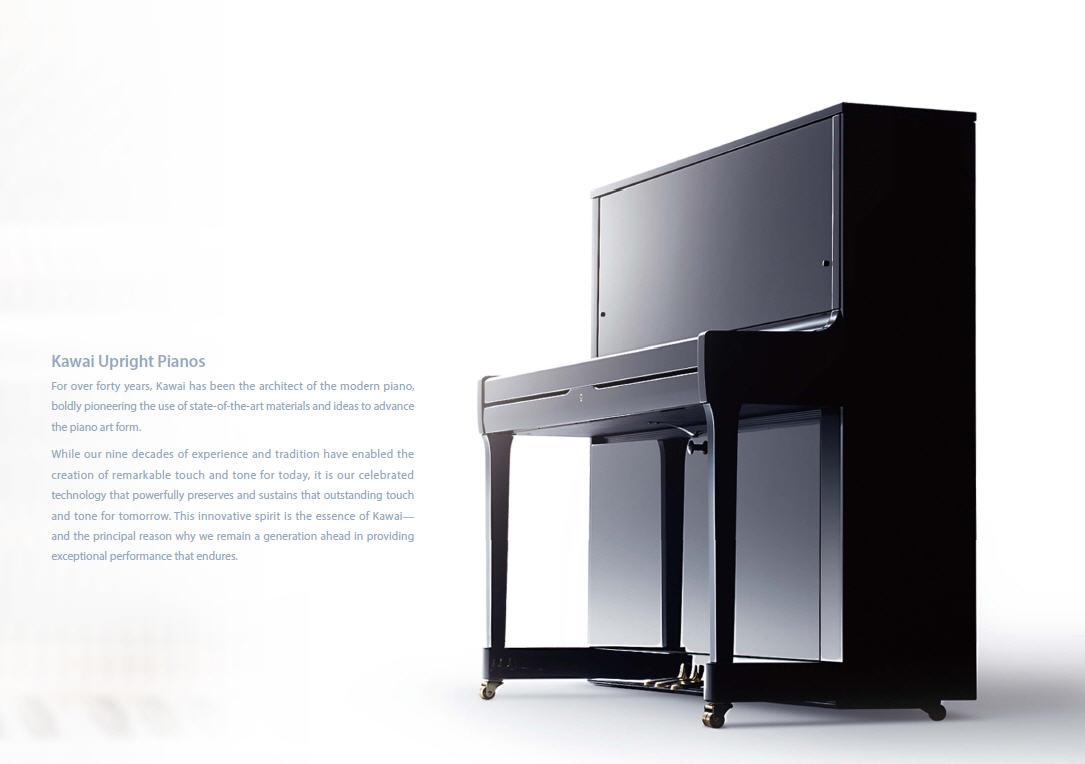 thiet ke piano kawai k300