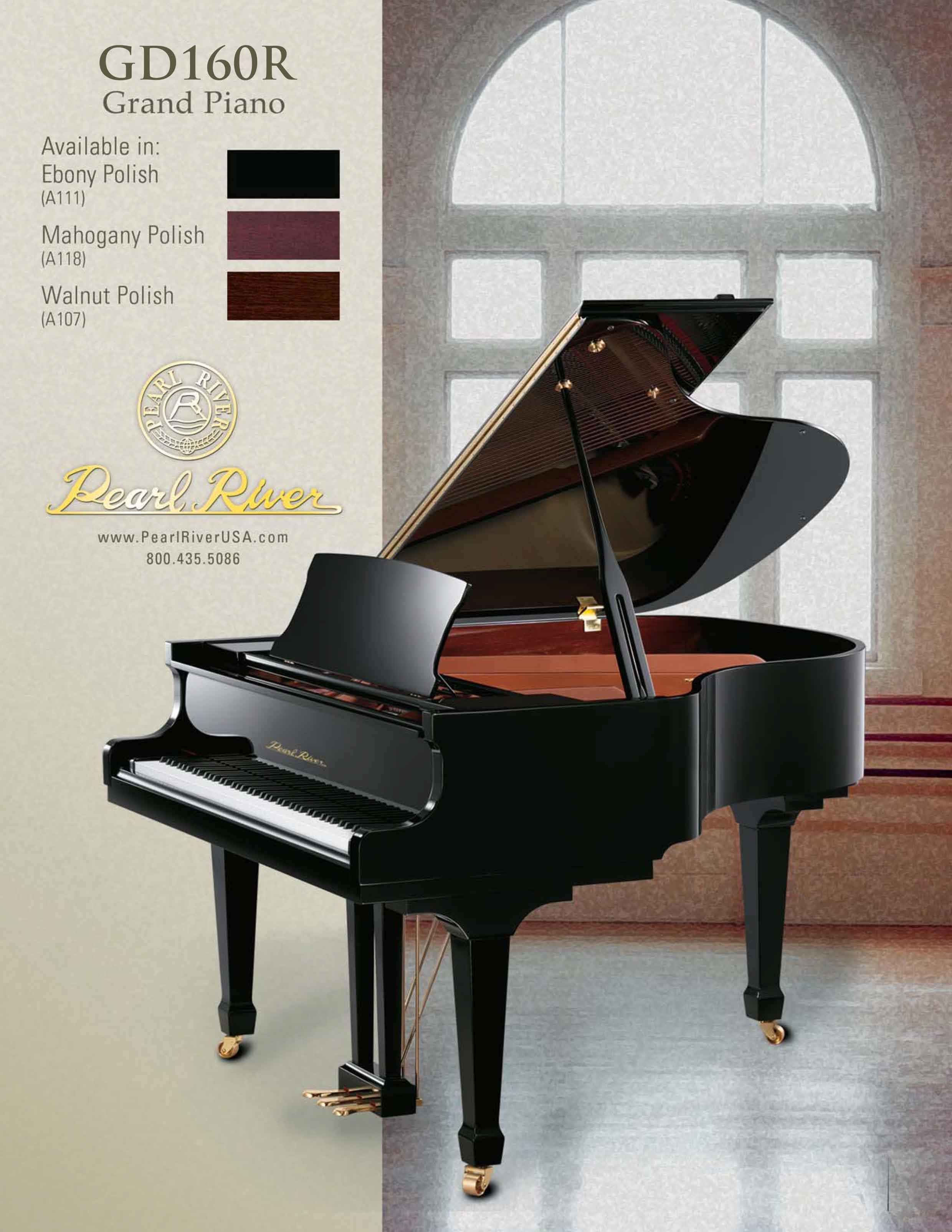piano ritmuller gd160r