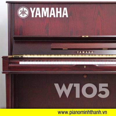 piano yamaha w105