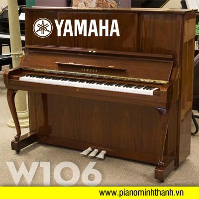 piano yamaha w106