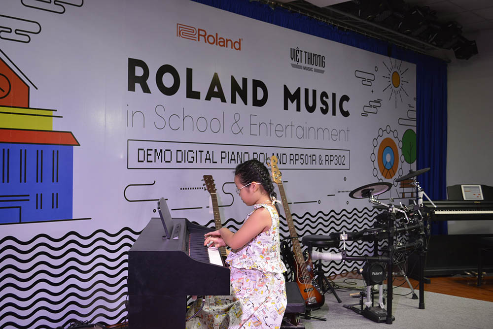 roland music in school 2