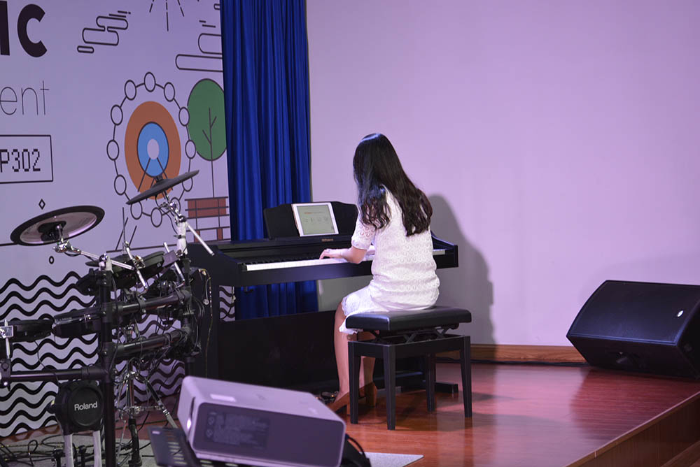 roland music in school 5