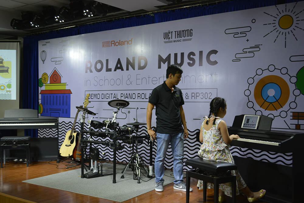roland music in school 6