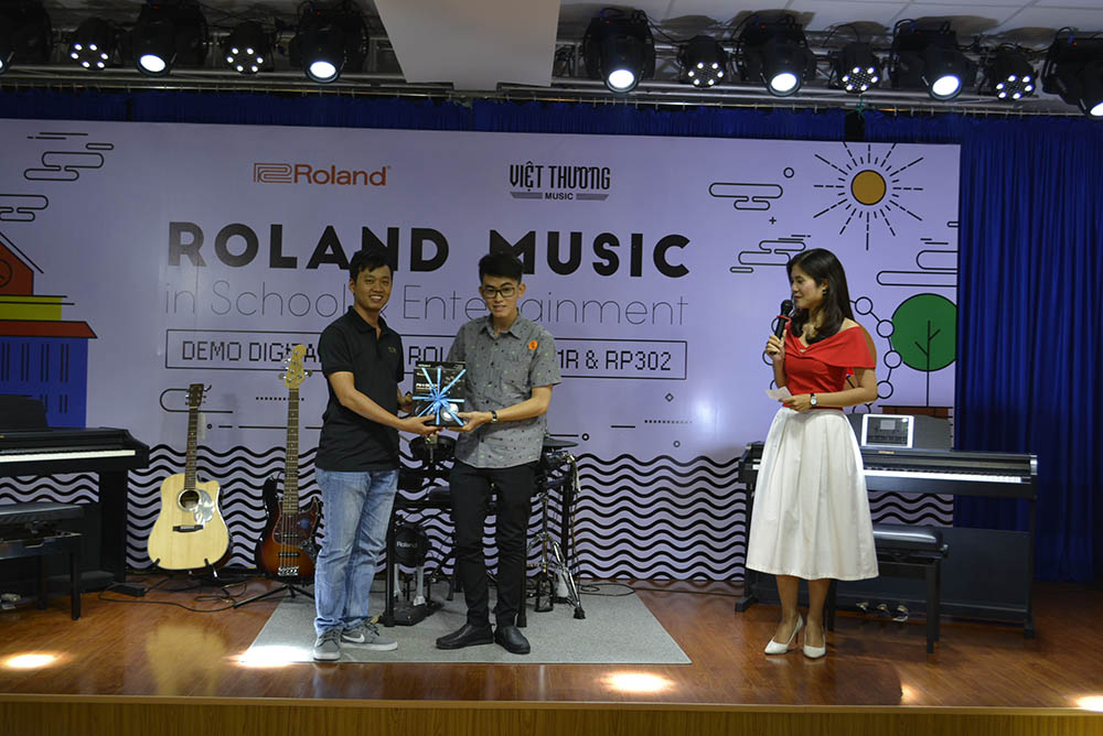 roland music in school 7