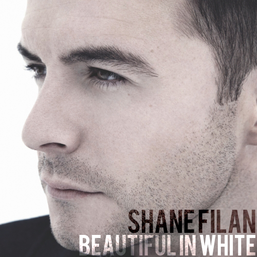 Sheet nhạc Piano Beautiful In White (Westlife)