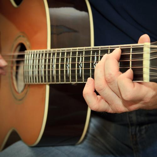 Cách bấm các hợp âm cơ bản của guitar