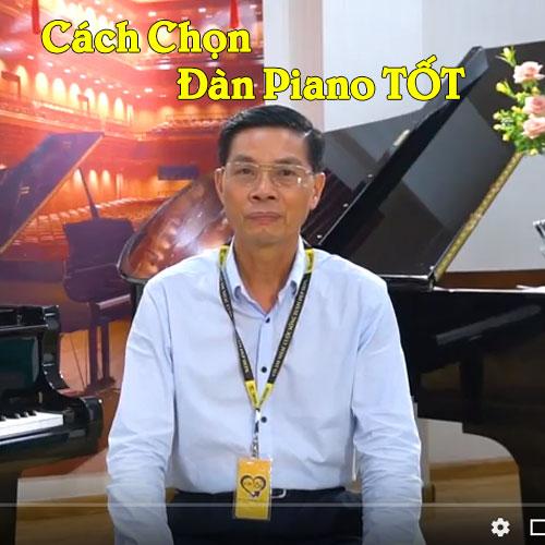 Cách chọn đàn piano TỐT