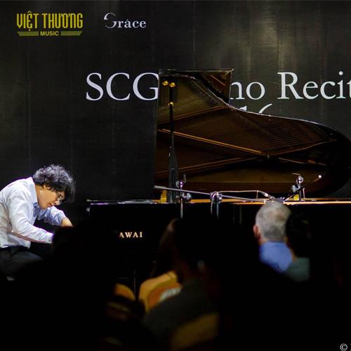 Clip hình ảnh sự kiện SCG Piano Recital tại hội trường cho thuê 369