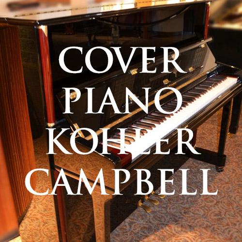 Clip cover đàn piano Kohler & Campbell