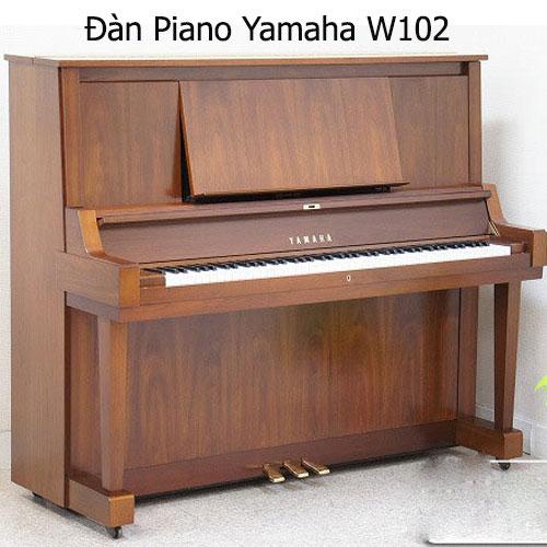 Bán đàn piano Yamaha W102 chính hãng, giá rẻ tại TPHCM
