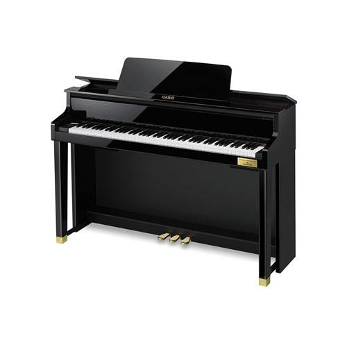 Đàn Piano Điện Casio GP-500 Có Gì Nổi Bật Ở Thiết Kế?