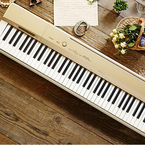 Đánh giá Casio PX-160: Thiết kế đẹp, âm thanh Acoustic