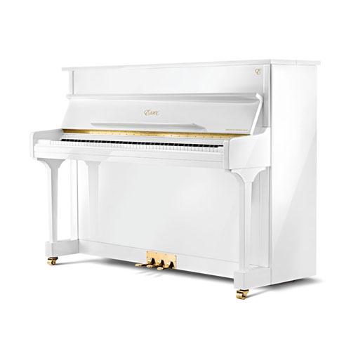 Top những cây đàn piano màu trắng được ưa chuộng 2017