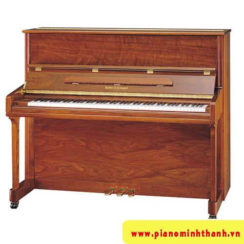 Kohler & Campbell KC121MD: Piano Màu Gỗ Giá Rẻ Đáng Lựa Chọn