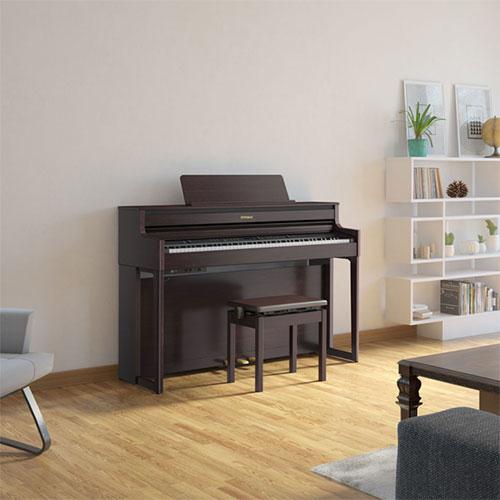 Tổng Quan Dòng Đàn Piano Điện Roland Mới 2019