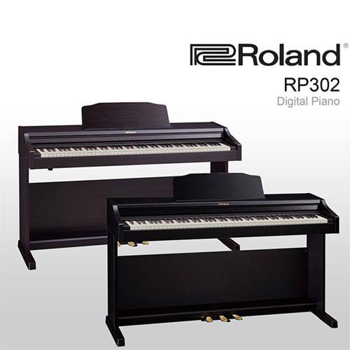 Đàn Piano Điện ROLAND RP-302 có gì hấp dẫn?