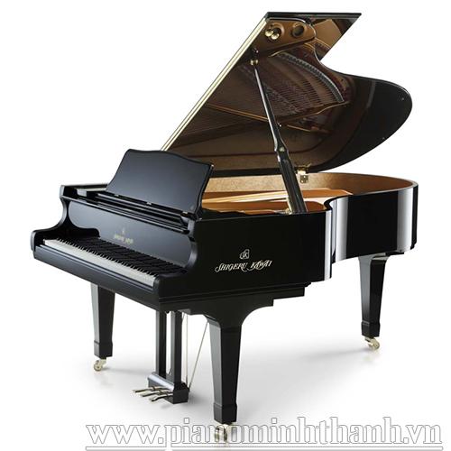 Những điểm thiết kế ấn tượng trên đàn piano cao cấp Shigeru Kawai