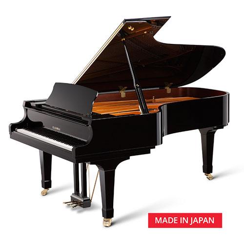 Tại sao gọi đàn piano Kawai GX-7 là Đế Vương?