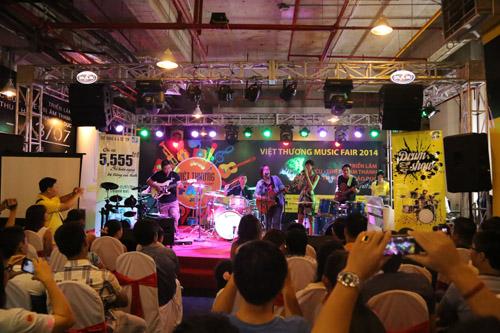 drum show 2014