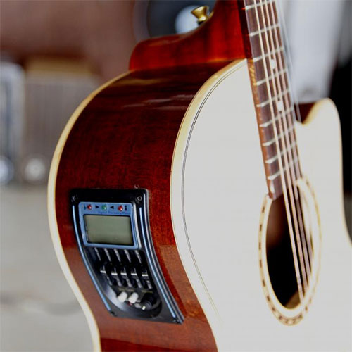 Top 5 Cây Đàn Guitar Acoustic EQ Giá Rẻ Tại Việt Thương
