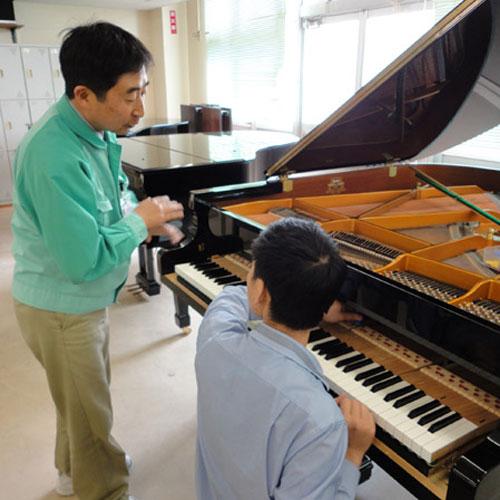 Khóa Đào Tạo Kỹ Viên Piano Nâng Cao Về Piano Upright & Grand