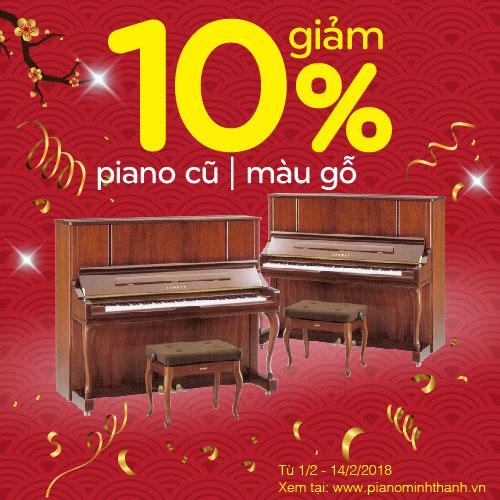 Vui Xuân Sang - Piano Cũ Muôn Vàn Ưu Đãi