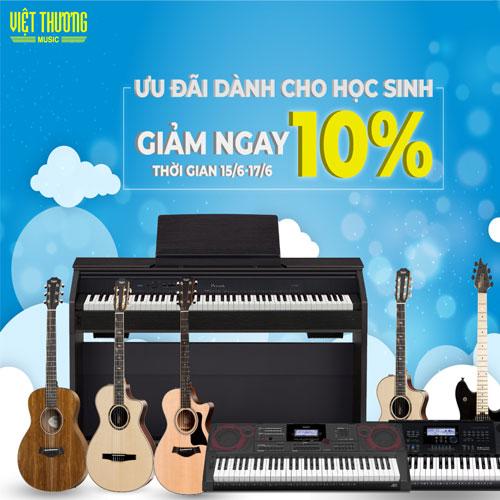 Việt Thương ưu đãi HÈ hấp dẫn cho HỌC SINH